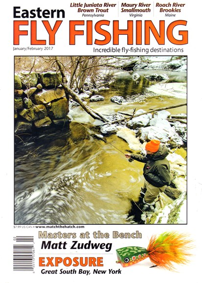Eastern Fly Fishing Cover - 1/1/2017