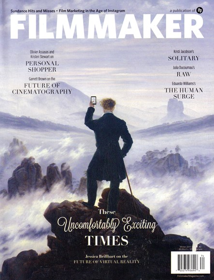 Filmmaker: The Magazine Of Independent Film Cover - 1/1/2017