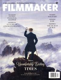 Filmmaker Magazine | 1/1/2017 Cover
