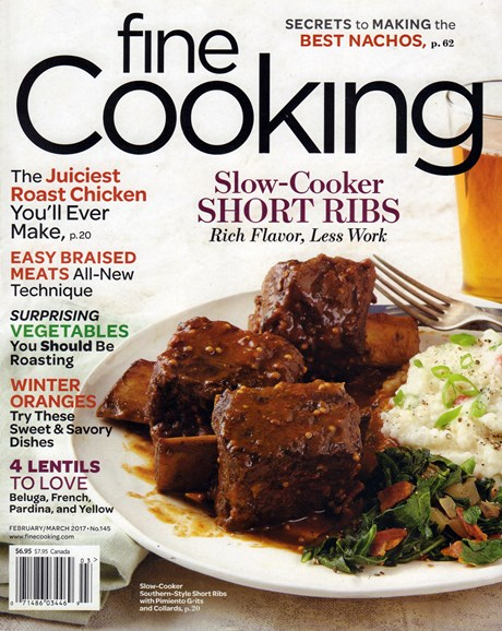Fine Cooking Cover - 2/1/2017