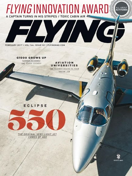 Flying Cover - 2/1/2017