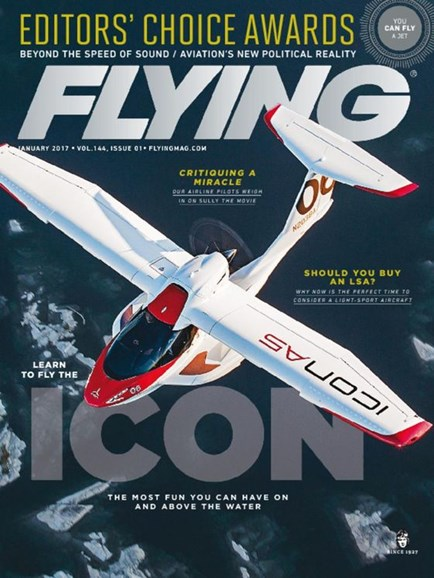 Flying Cover - 1/1/2017