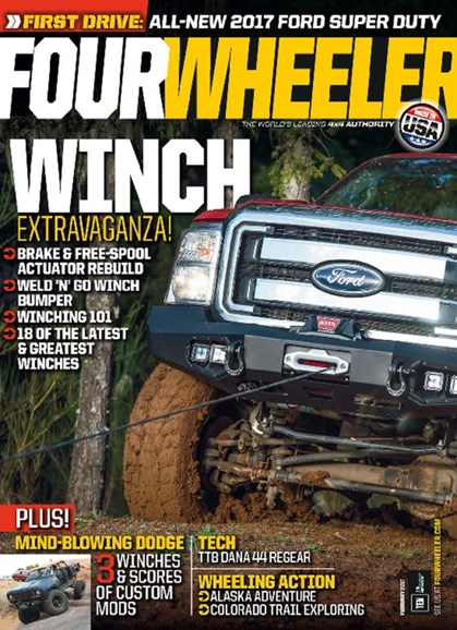 Four Wheeler Cover - 2/1/2017