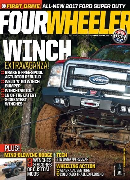 Four Wheeler Cover - 2/1/2017