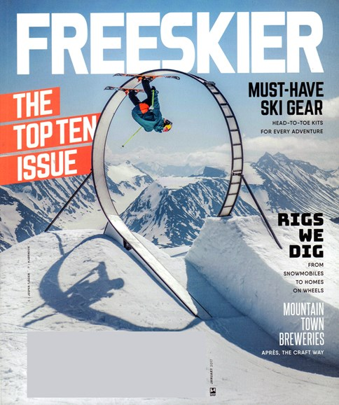 Freeskier Cover - 1/1/2017