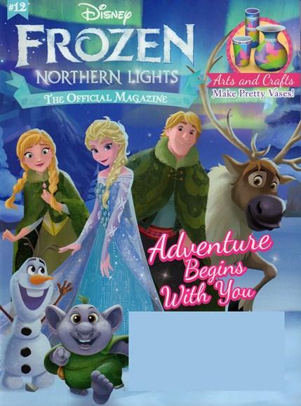 Disney Frozen Cover - 1/1/2017