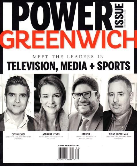 Greenwich Cover - 2/1/2017