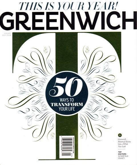 Greenwich Cover - 1/1/2017