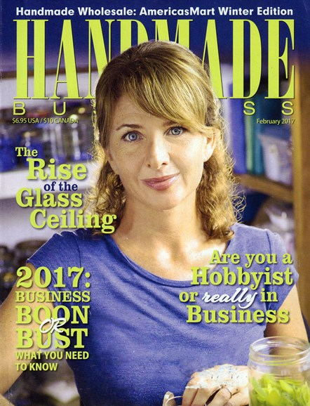 Handmade Business Cover - 2/1/2017