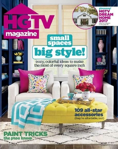 HGTV Cover - 2/1/2017