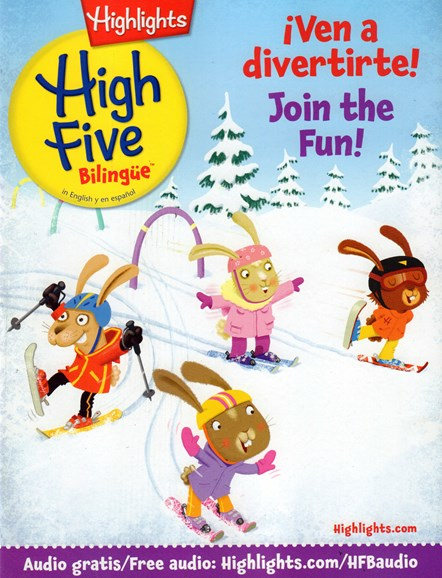 Highlights High Five Bilingue Cover - 2/1/2017