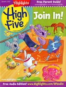 High Five Magazine 1/1/2017