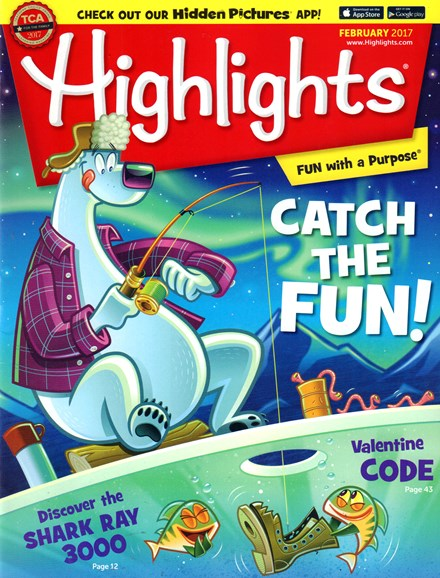 Highlights Cover - 2/1/2017