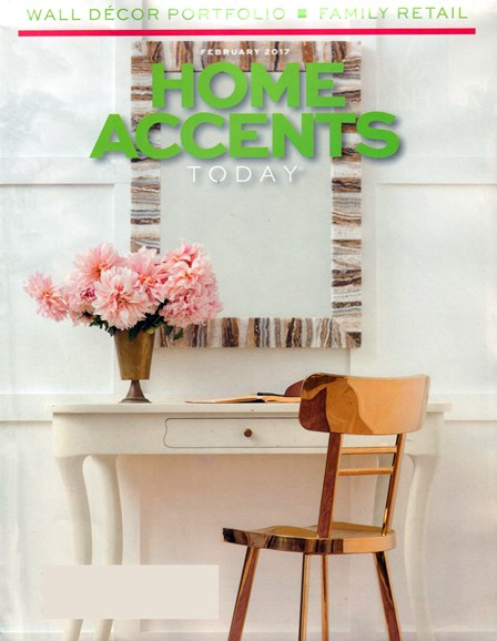Home Accents Today Cover - 2/1/2017