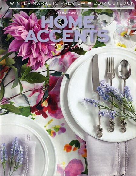 Home Accents Today Cover - 1/1/2017