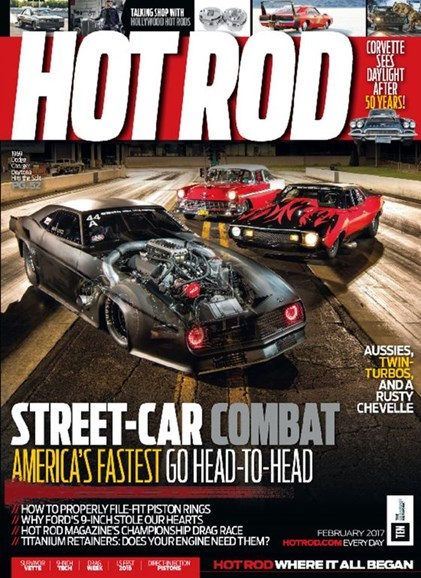 Hot Rod Cover - 2/1/2017