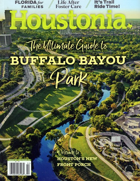 Houstonia Cover - 2/1/2017