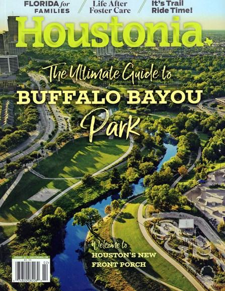 Houstonia Cover - 2/1/2017