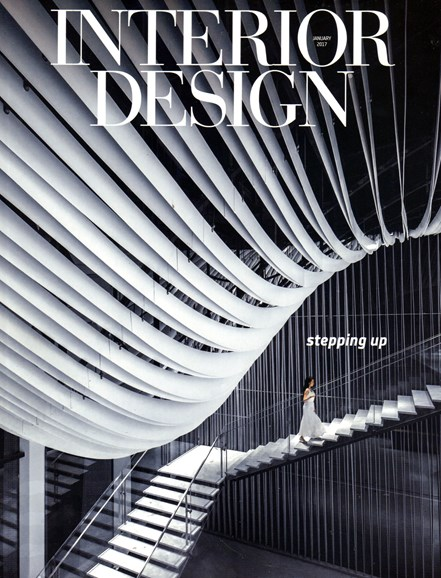 Interior Design Cover - 1/1/2017