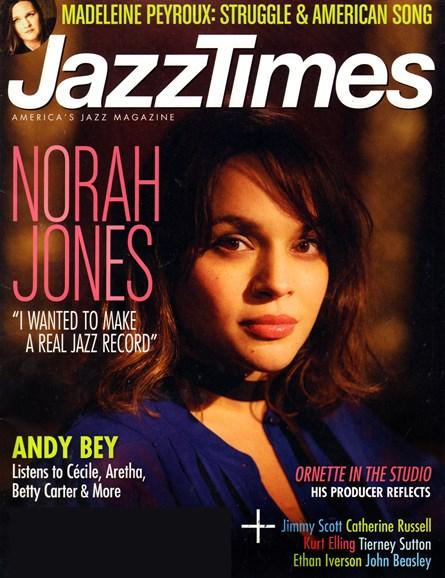 JazzTimes Cover - 12/1/2016