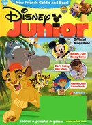 Disney Junior Magazine 1/1/2017