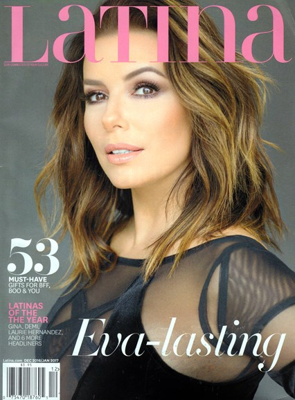Latina Cover - 12/1/2016