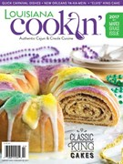Louisiana Cookin' Magazine 1/1/2017