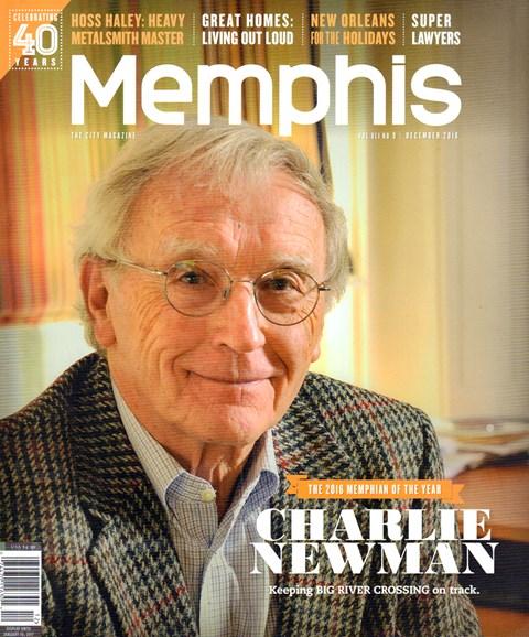 Memphis Cover - 12/1/2016