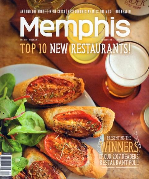 Memphis Cover - 2/1/2017