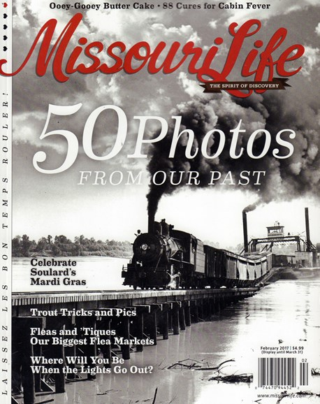 Missouri Life Cover - 2/1/2017