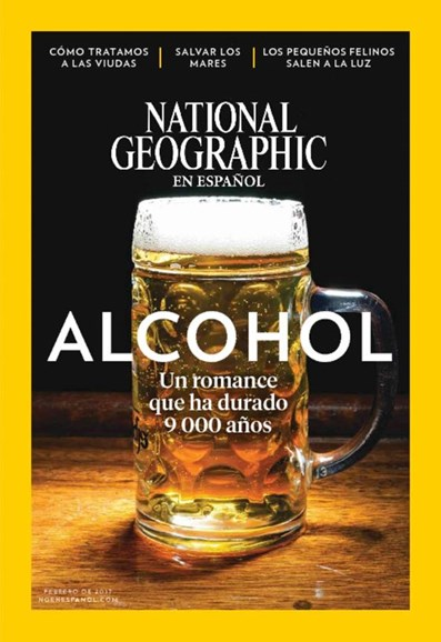 National Geographic En Español Cover - 2/1/2017