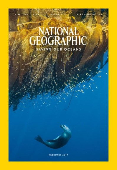 National Geographic Cover - 2/1/2017