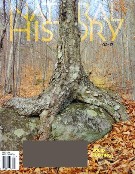Natural History Cover - 2/1/2017