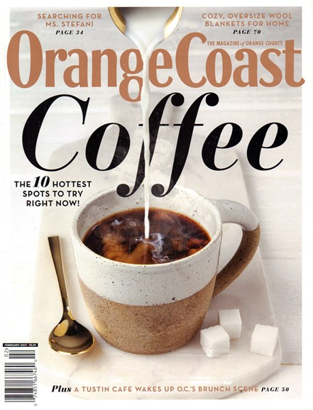 Orange Coast Cover - 2/1/2017
