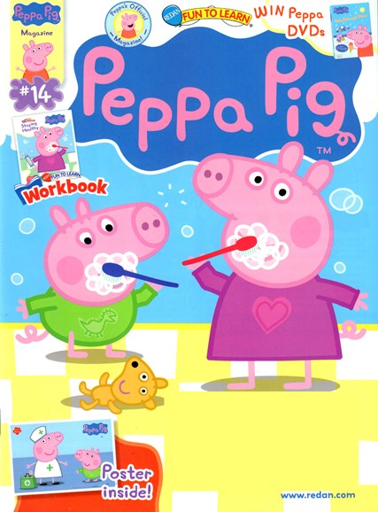 Peppa Pig Cover - 1/1/2017