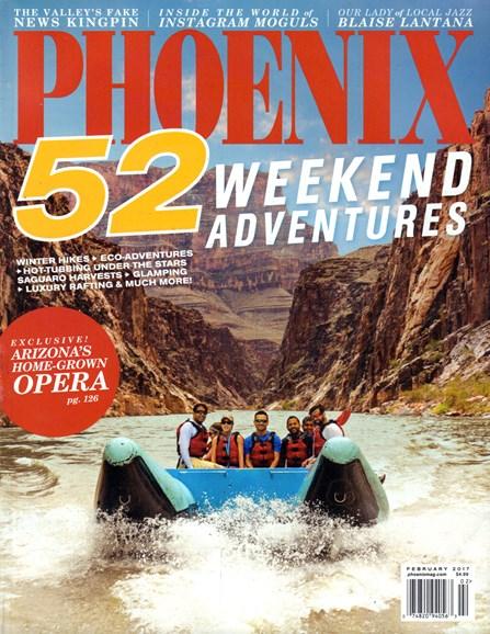 Phoenix Magazine Cover - 2/1/2017