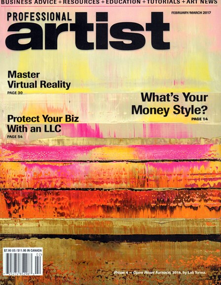 Professional Artist Cover - 2/1/2017