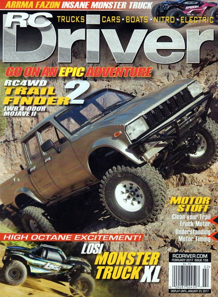 RC Driver Cover - 2/1/2017