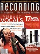 Recording Magazine 2/1/2017