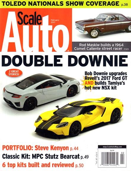 Scale Auto Magazine Cover - 2/1/2017