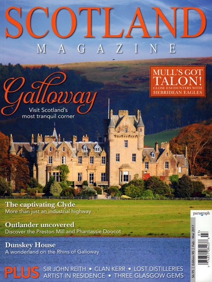 Scotland Magazine Cover - 2/1/2017