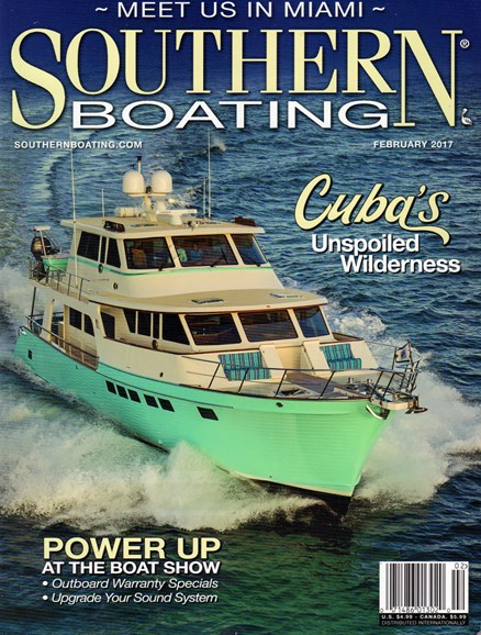 Southern Boating Cover - 2/1/2017