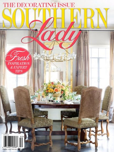 Southern Lady Cover - 1/1/2017