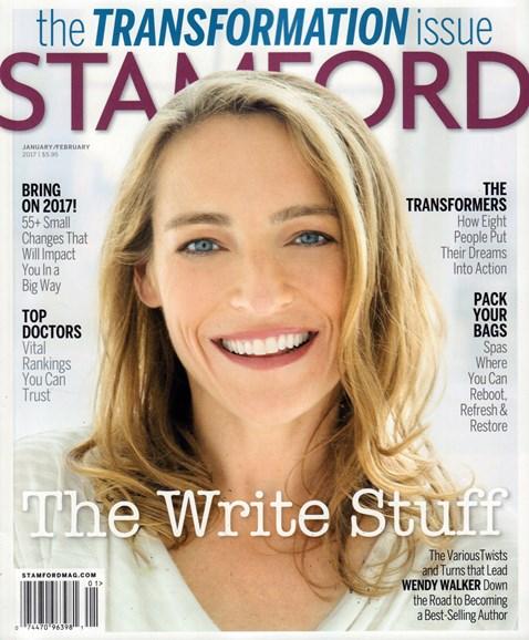 Stamford Magazine Cover - 1/1/2017