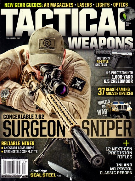 Tactical Life Cover - 2/1/2017