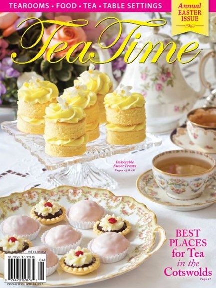 Tea Time Cover - 3/1/2017