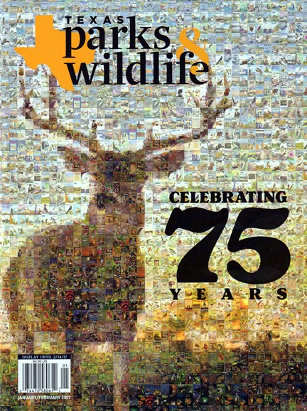Texas Parks & Wildlife Cover - 1/1/2017