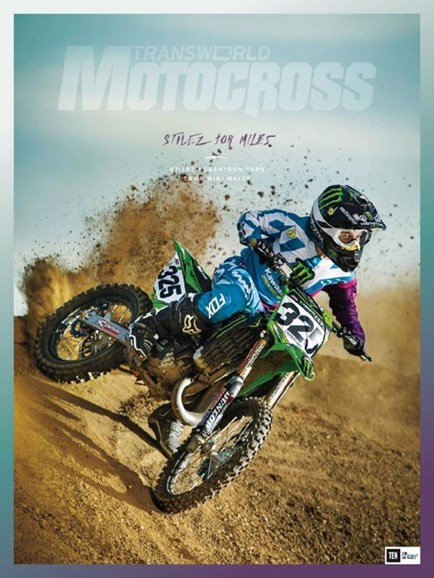 Transworld Motocross Cover - 2/1/2017
