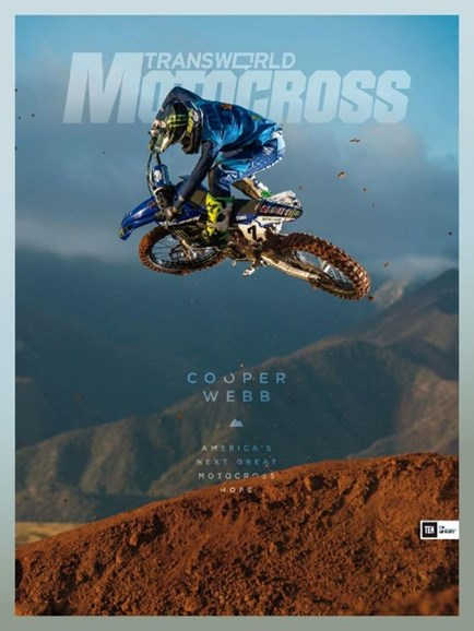 Transworld Motocross Cover - 1/1/2017