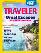 National Geographic Traveler Magazine 2/1/2017